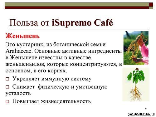 кофе ганодерма желудок