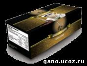 растворимый черный кофе с ганодермой gano eworldwide