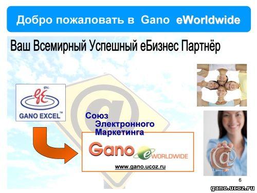 gano eworldwide скачать презентацию